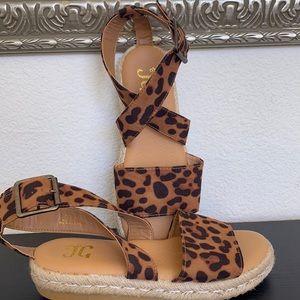 JG sandals-7 1/2